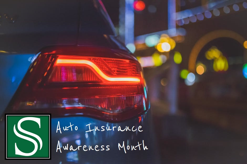Auto Insurance Awareness Month