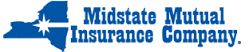 Button to make a payment with Midstate Mutual Insurance Company