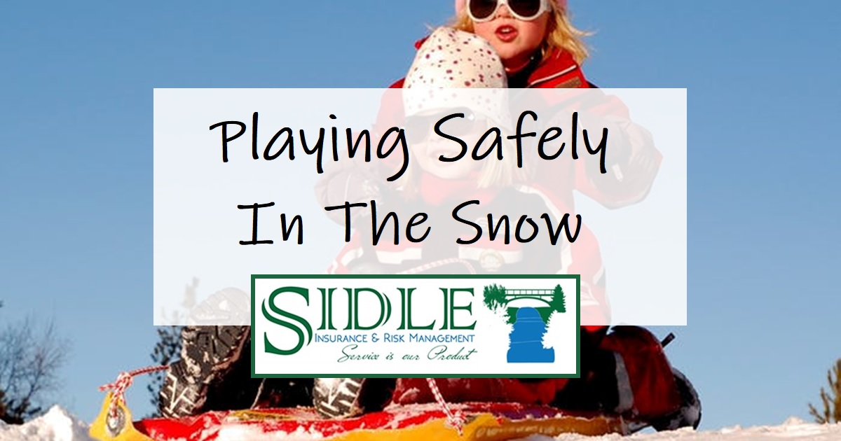 Photo for Snow Safety Blog